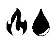 Wasser- & Feuerschutzkassetten